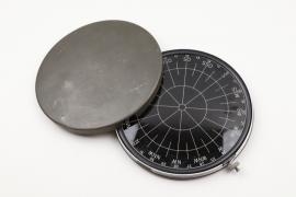 Wehrmacht navigation instrument in case - cro