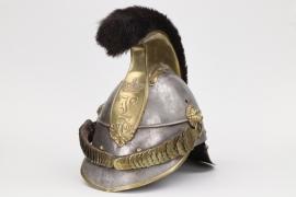 "Bavaria - M1842 Cuirassier helmet ""Raupenhelm"" EM/NCO"