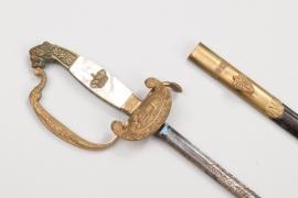 """Bavaria - officials sword """"München"""""""