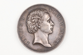 König Ludwig II. Medal of Honor to Julius Ritter v. Payern