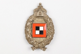 Imperial Germany - Observer's Badge by Juncker