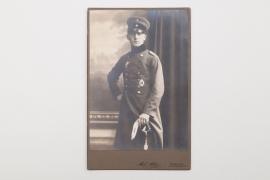 WW1 Observer's Badge recipient photo