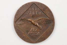 Bay.Flieger-Abt. A287 commemorative plaque
