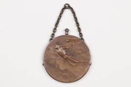 Imperial Germany - 1911 flight medal in bronze