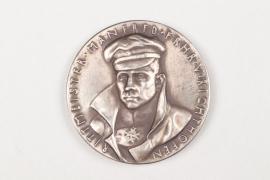 Manfred v. Richthofen commemorative medal