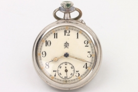 Imperial Germany - patriotic pocket watch