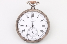 Imperial Germany - silver pocket watch