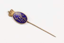 Bavarian Feldartillerie Rgt. 12 regimental pin