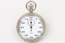 Third Reich stopwatch - LEMANIA
