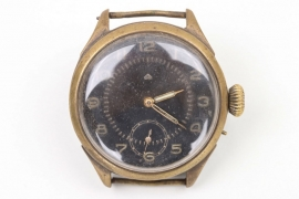 "Eastern Europe - ""self-made"" watch"