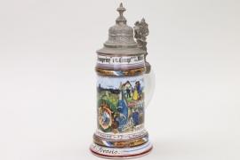 Imperial Germany -Kgl.Bayr. 2.Inft.Rgt. München reservist's mug