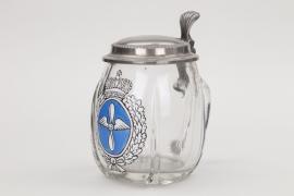 """Bavaria - """"Fliegertruppe"""" beer mug"""