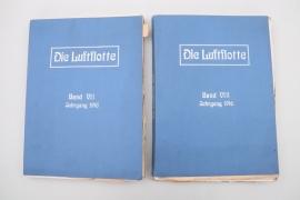 """WW1 lot of """"DIE LUFTFLOTTE"""" magazines"""