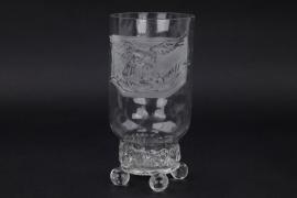 WW1 German Pilot's Honor Goblet - glass