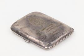 "1917 ""Fliegertruppe"" cigarette case - Flandern"