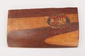 WW1 piece of WOTAN aircraft propeller