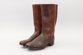Wehrmacht marching boots EM/NCO