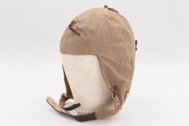 Luftwaffe summer flight helmet - 1939