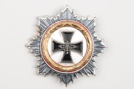 1957-type German Cross in gold
