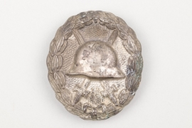 Imperial Germany - WW1 Wound Badge in silver