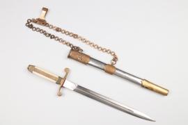 Bulgaria - Army officer's dagger M1951