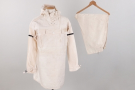 Heer winter camo wind blouse & trousers