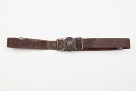Czechoslovakia - engineer belt and buckle