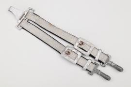 Third Reich hangers for diplomat's dagger