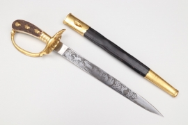 Third Reich forestry hunting dagger - Eickhorn