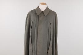 Heer officer's rain coat