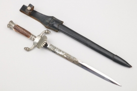 German forestry hunting knife - Hubertus Solingen