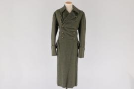 Kriegsmarine Küstenartillerie coat - EM/NCO