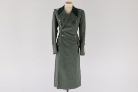 Third Reich customs coat - Zollinspektor Kollmann