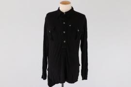Allgemeine-SS black sport shirt