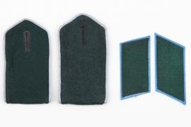 Heer Turkestan Legion insignia - EM