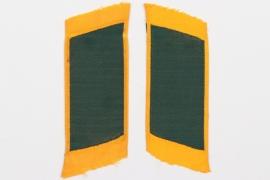 Wehrmacht Armenian Legion collar tabs