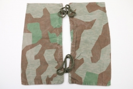 Wehrmacht splinter camo pouches