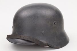 """Heer M40 """"Zimmerit"""" helmet - Q66"""