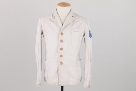 Kriegsmarine working tunic - senior engine NCO