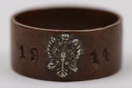 """Poland - WW1 ring """"1914"""""""