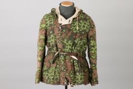 Waffen-SS reversible camo parka (spring)