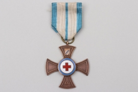 Bayerisches Rotes Kreuz Ehrenzeichen BRK - 25 Jahre
