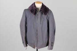 Luftwaffe flight jacket - electrically heated