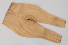 Unknown tan color breeches