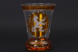 "Third Reich 1938 ""Ranftbecher"" donation glass"