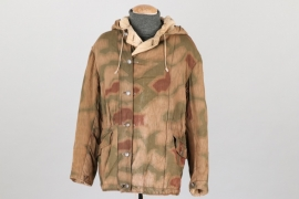 Wehrmacht tan & water camo parka