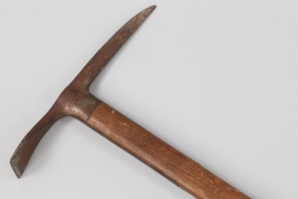 Switzerland - ice axe