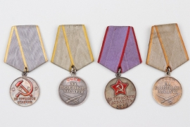 Soviet Union - lot of badges