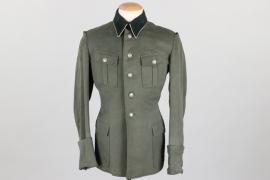 Heer/Waffen-SS officer's field tunic