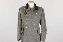 Heer wartime officer's coat - Tiller